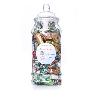 Gifts page 2 grandpas sweet shop medium sugar free sweet jar negle Gallery