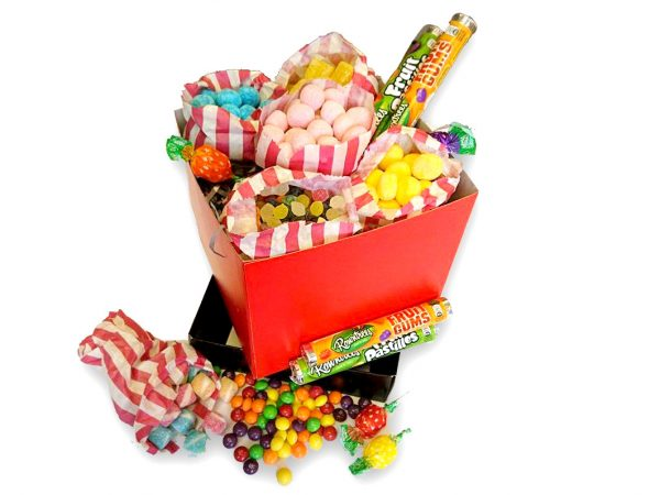 Image result for Delight Everyone With Delectable Retro Sweet Hampers Inside The Uk